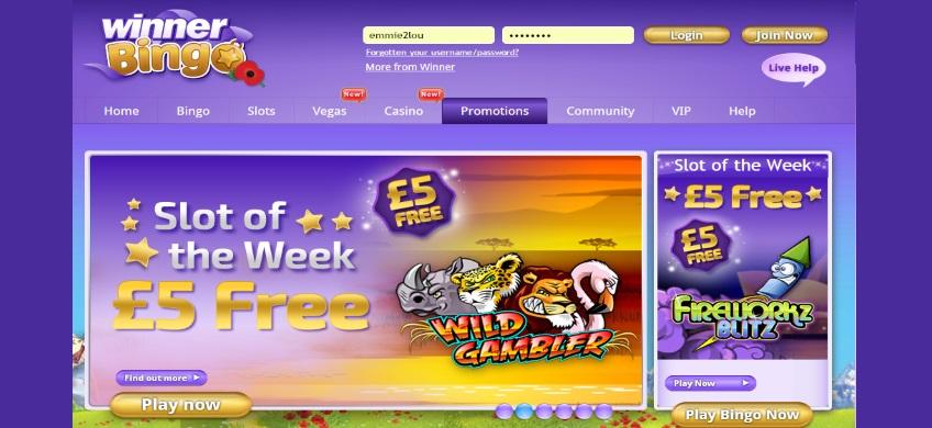 Vegas casino free games
